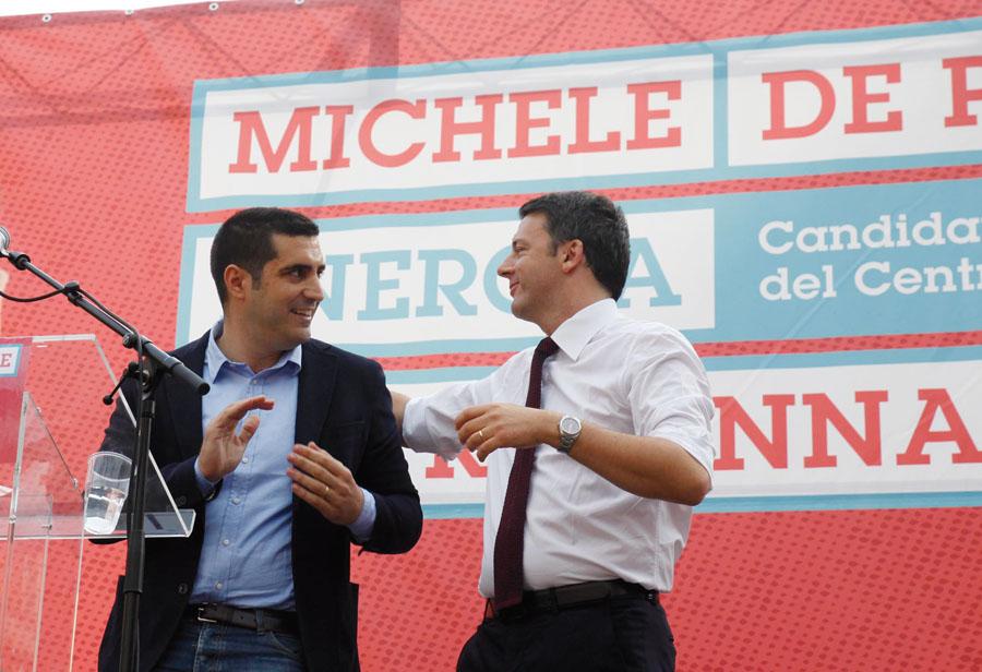 Pd: Renzi, a primavera si vota,stop liti