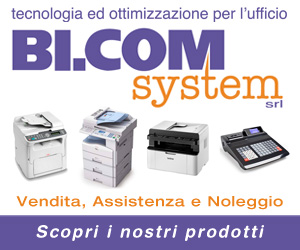 BICOM SYSTEM STAMPANTI – HOME MR MIDDLE