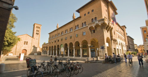 Palazzo Provincia Ravenna