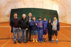 Squadra Trofeo Micheli Ct Zavaglia Con Dirigenti