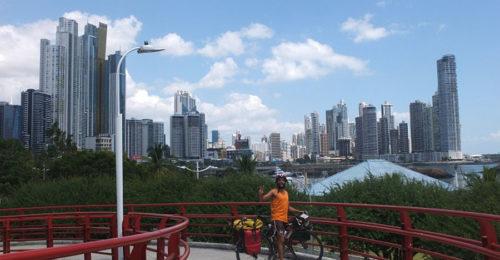 Giovanni Gondolini a Panama