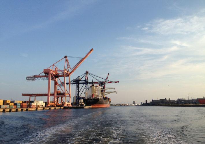 Il porto di Ravenna