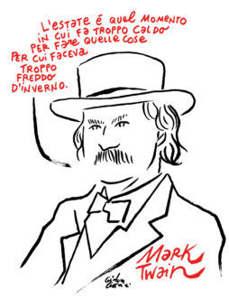 Costantini Mark Twain