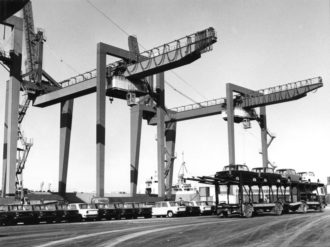 Terminal Container, 1978