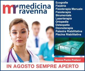 MEDICINA RAVENNA – HOME MRB1 31/7 27/8