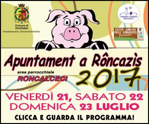 FESTA DI RONCALCECI – HOME MRT1