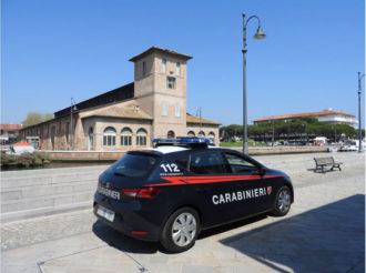 Darsena Cervia Carabinieri