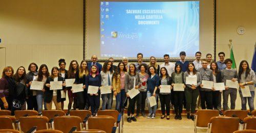 Le Premiazioni Dei Supermaturi Al Liceo Di Lugo, 21 Ottobre 2017 (1)