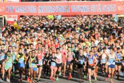 Maratona Partenza
