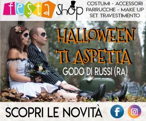 VIP FESTA SHOP HALLOWEEN – CULT MR TEATRO 12 – 22 10 17