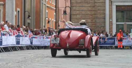 Mille Miglia Ravenna