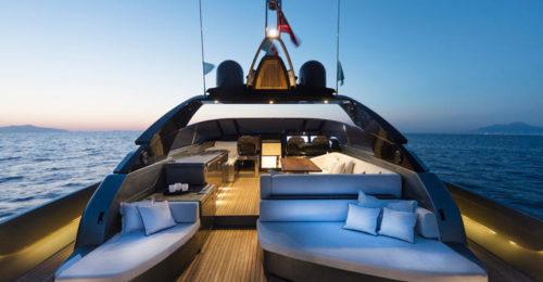 Yacht Di Lusso Riva 76 Open Bahamas 2017 Oggetto Editoriale H495