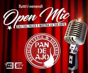 THE CITY – OPEN MIC PAN DE AJO HOME MRT 07 – 24 11 17
