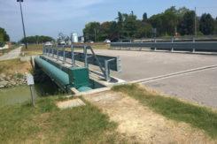 Nuovo Ponte Lama Zona Pala De André Foto N. 2