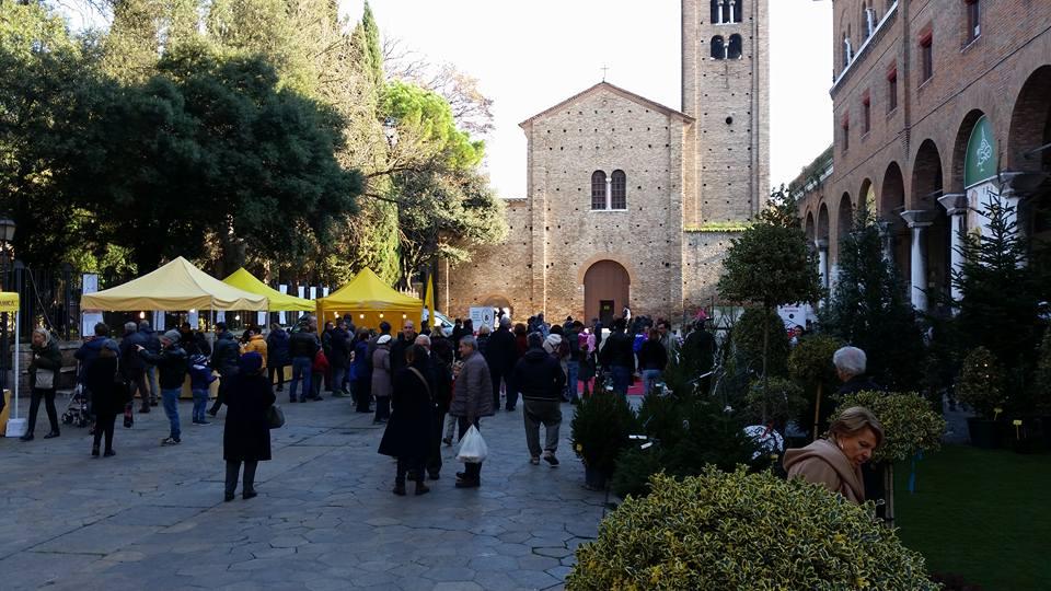 Natale ravenna tornano gli assaggi della cna in piazza - Mercatino ravenna ...