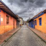 Centro storico di Bogotà, barrio Candelaria