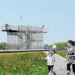 Freshkills Park, New York, project details, North Park Bird Tower (rendering)