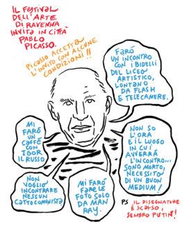 Picasso Ravenna
