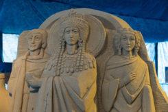17 12 14 Corteo Di Teodora In Sabbia