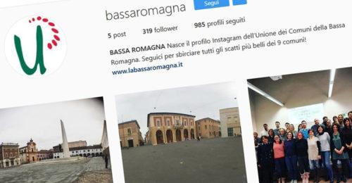 Profilo Instagram Bassa Romagna