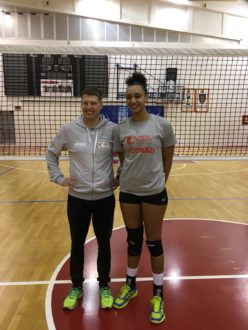 Coach Angelini E Washington