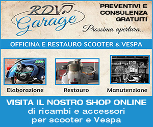 RDV RICAMBI VESPA – HOME MR MID 29 03 – 31 05 18