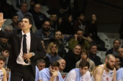 Coach Antimo Martino Vetri