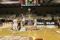 Match Casale Ravenna Basket