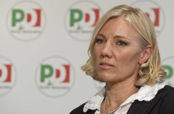 Le donne del pd contro i vertici del partito fidarci for Parlamentari donne del pd