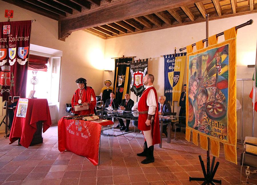 Presentazione Contesa Estense, Lugo, 14 Aprile 2018 4