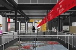 Rendering Museo Classe