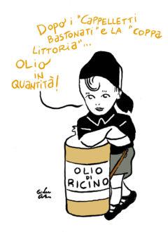 Olio Di Ricino Costabtini