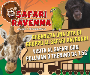 SAFARI RAVENNA – HOME MR MID GIUGNO 2018 adv gita