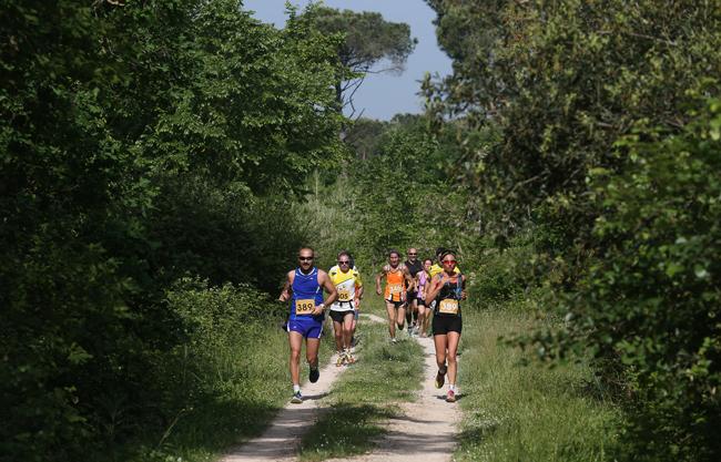Torna La Ravenna Milano Marittima Off Road Di Corsa In Bici A