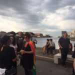 Flash Mob in Darsena