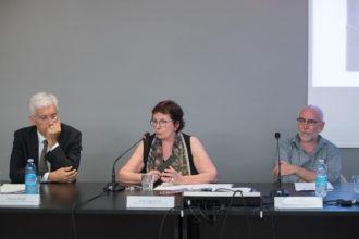 """RAVENNA 11/07/2018. MAR MUSEO D' ARTE RAVENNA. Conferenza Stampa Di Presentazione Della Mostra """"Arte E Conflitti"""""""