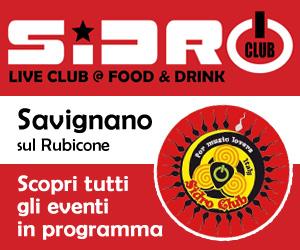 SIDRO CLUB – HOME MRT2 E CULT 02 – 19 08 18