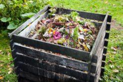 Come Costruire Compostiera Giardino Fai Da Te 1