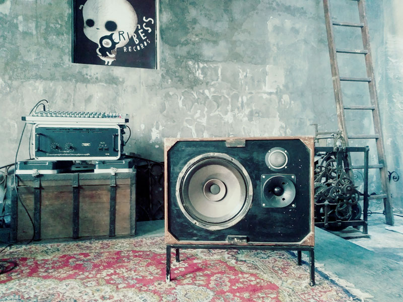 Foto Loretta Quartier Generale RibÇss Records 01