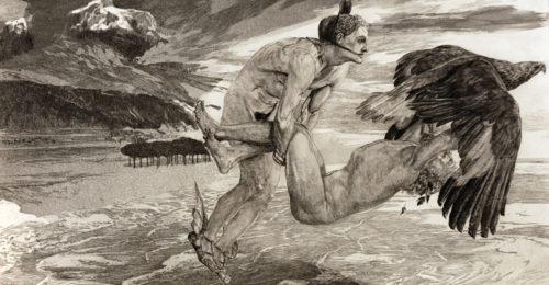 Rapimento Di Prometeo1894