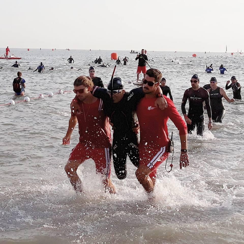 L'incredibile impresa Ironman e la forza di Alex Zanardi - fotogallery