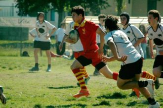 Luca Pagnani Rugby