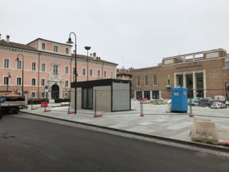 Vano Tecnico Piazza Kennedy
