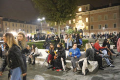 Notte Oro Piazza Kennedy