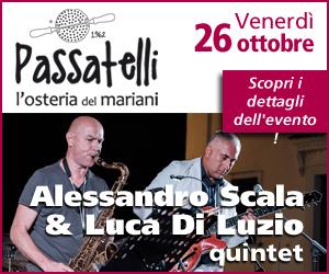 MARIANI ALESSANDRO SCALA – HOME MRT 20 – 26 10 18