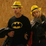 Notte Oro Batman Cappelli