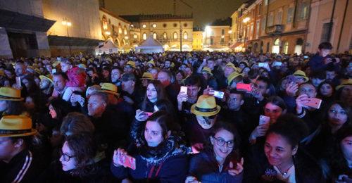Notte Oro Piazza Del Popolo