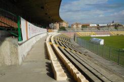 Stadio Benelli Tribuna