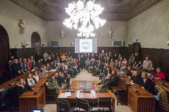 RAVENNA 13/12/2018. COMUNE DI RAVENNA, Premiazione Aziende Solidali