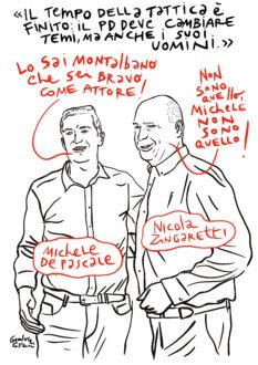Zingaretti De Pascale Costantini